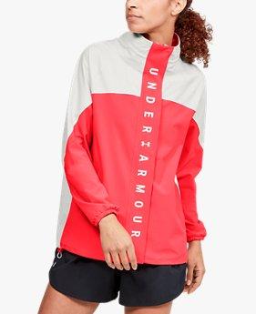 Women's UA RECOVER™ Woven Full Zip