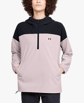 Anorak UA Recover Woven pour femme