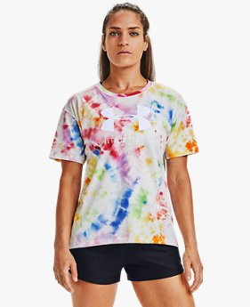 Camiseta UA Pride Fashion Graphic para mujer