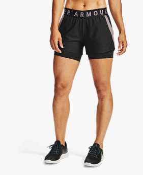 Women's UA Play Up 2-in-1 Shorts