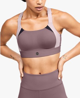 Women's UA RUSH™ High Sports Bra