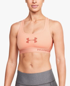 Women's UA Armour Mid Crossback Sports Bra