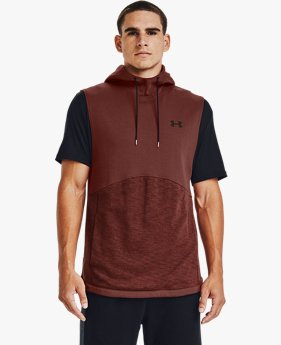 Men's UA Double Knit Sleeveless Hoodie