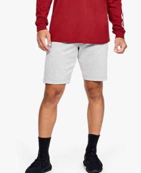Shorts Masculino UA Speckled Fleece