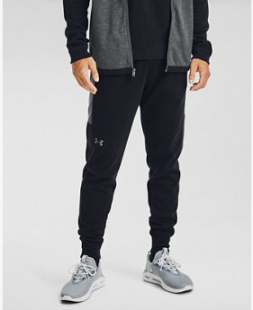 Herenjoggingbroek UA Double Knit