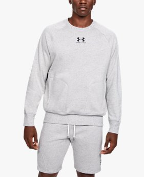 Herentrui UA Speckled Fleece Crew