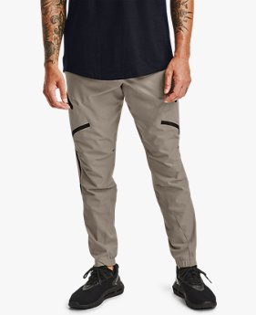 Men's UA Flex Woven Cargo Trousers