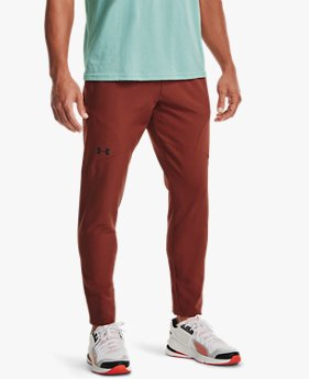 Men's UA Flex Woven Tapered Trousers