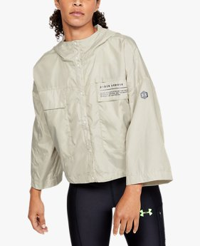 Women's UA Always On Recover Anorak Jacket