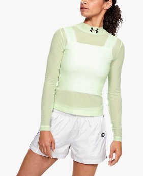 Women's UA Always On Mock Neck