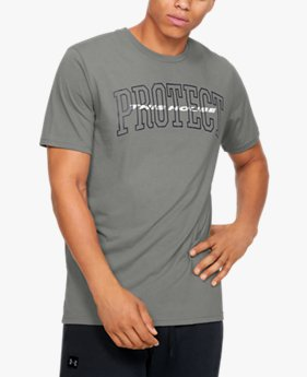 Men's UA Protect Bold Short Sleeve