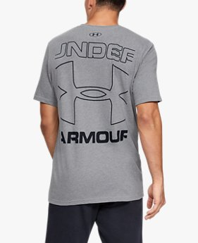 Men's UA Branded Crop Short Sleeve