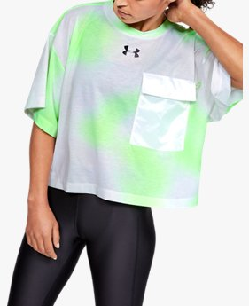 Playera UA Always On Pocket para Mujer