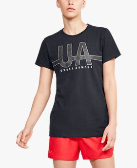 Women's UA Graphic Short Sleeve