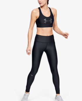 Damen HeatGear® Armour Leggings, hohe Taille
