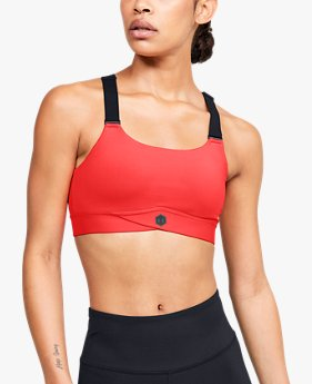 Women's UA RUSH™ Mid Sports Bra
