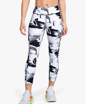 Women's HeatGear® Armour Printed Ankle Crop