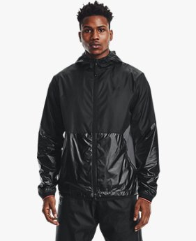 Men's UA RECOVER™ Legacy Windbreaker Jacket