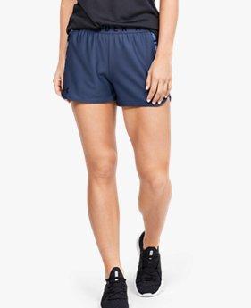 Women's UA Play Up Print Inset Shorts