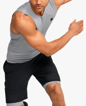 Men's UA RUSH™ HeatGear® Compression Sleeveless