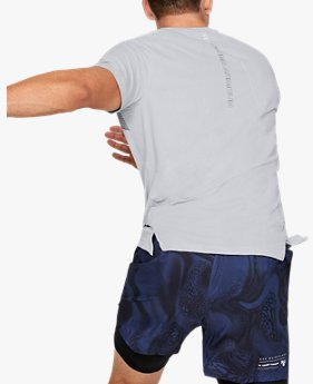 Men's UA Qualifier Iso-Chill Run Short Sleeve