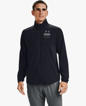 Men's UA Summer Woven Full Zip
