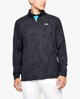 Sweat UA Vanish ½ Zip pour homme