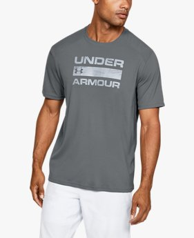 Men's UA Iso-Chill Stacked Short Sleeve