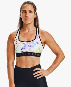 Women's UA Pride Armour Mid Crossback Sports Bra