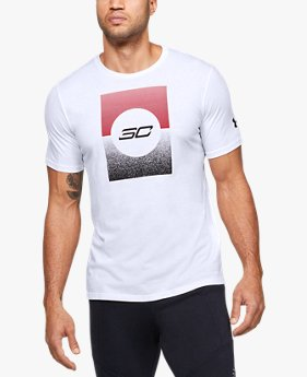 Camiseta Masculina Under Armour SC30™ Gradient Graphic