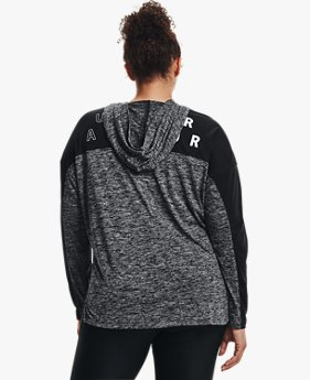 Women's UA Tech™ Twist Graphic Hoodie