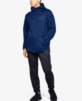 Sweat à capuche UA /MOVE Full Zip pour homme