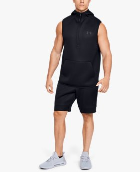 Men's UA /MOVE Sleeveless Hoodie