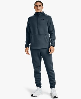 Sweat à capuche UA /MOVE ½ Zip pour homme