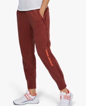 Women's UA Trek Polar Fleece Pants