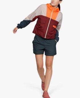 Women's UA Street To Summit Woven Jacket