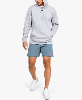 Shorts UA Trek Polar Fleece para Hombre