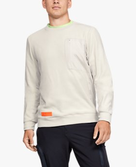 Men's UA Trek Polar Fleece Crew