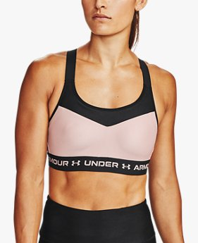 Women's Armour® High Crossback Sports Bra