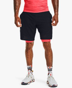 Men's UA Vanish Woven Upstream Camo Shorts