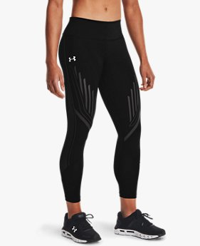 Women's UA Qualifier Speedpocket Graphic Crop