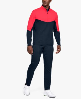 Men's UA Crestable Midlayer ½ Zip