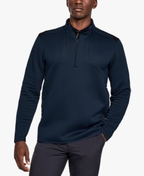Men's UA Storm Daytona Crestable ½ Zip