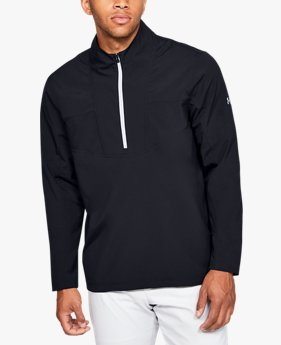 Men's UA Storm Windstrike Crestable ½ Zip
