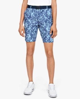 Damesshorts UA Links Printed