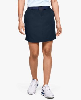 Damen Skort UA Links - gewebt