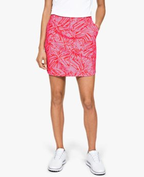 Women's UA Links Woven Printed Skort