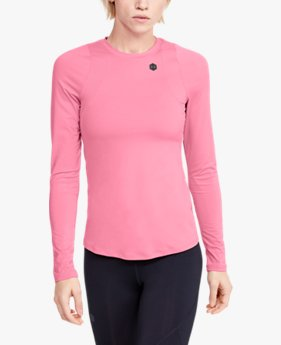Women's UA RUSH Long Sleeve