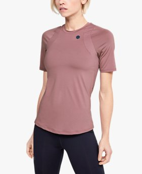 Women's UA RUSH Short Sleeve