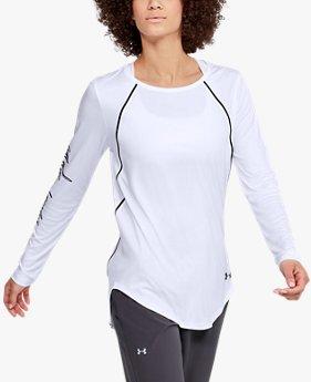 Women's UA Sun Armour Graphic Long Sleeve